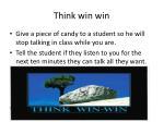 think win win