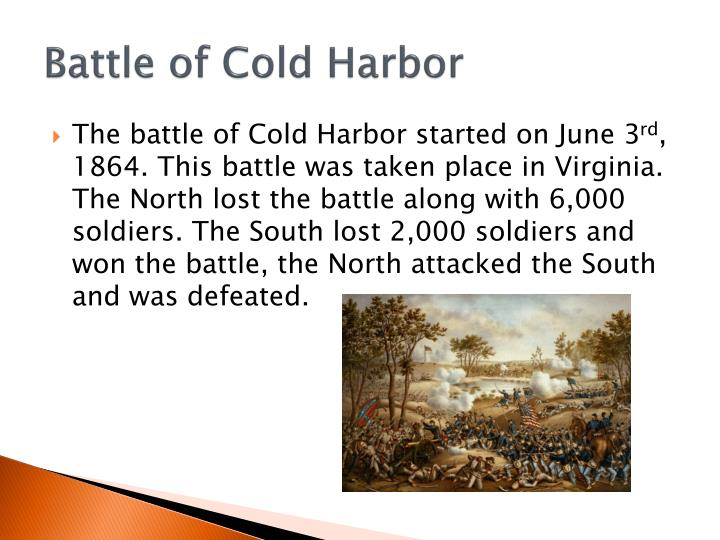 Battle of Cold Harbor
