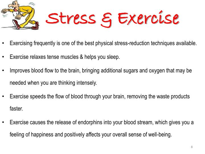 Stress & Exercise