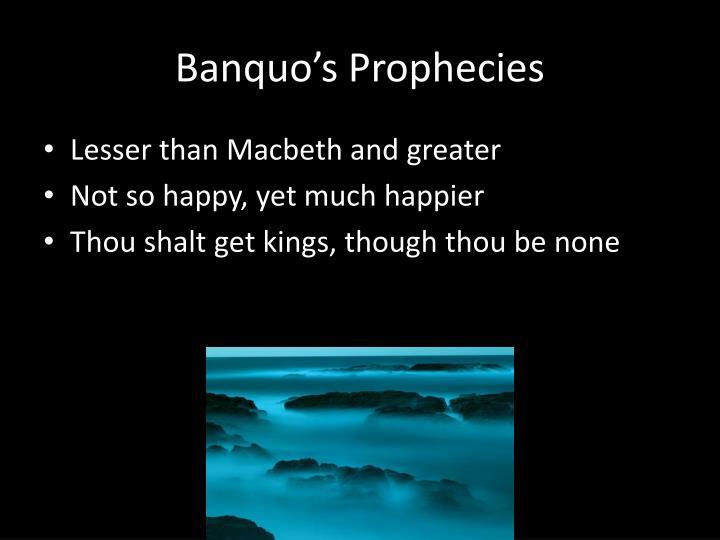 Banquo's