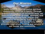our mission1