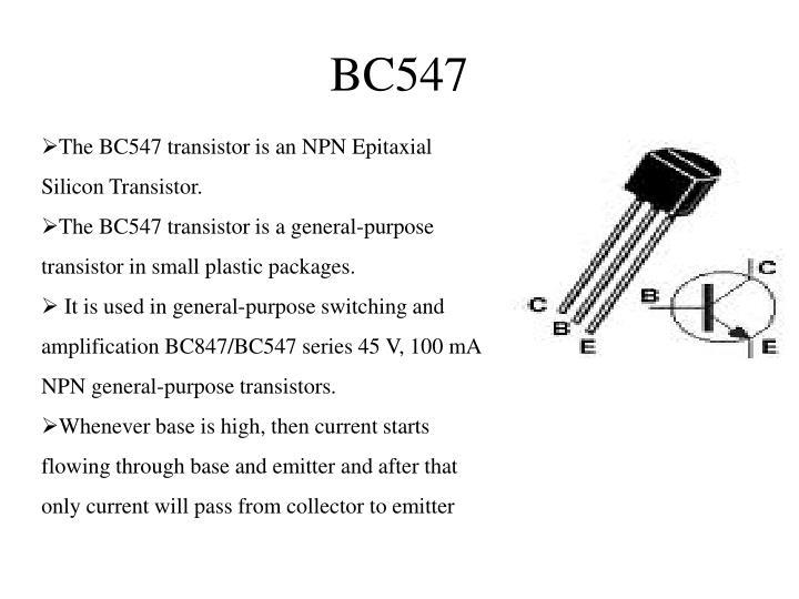 BC547