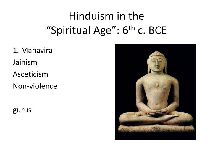Hinduism in the