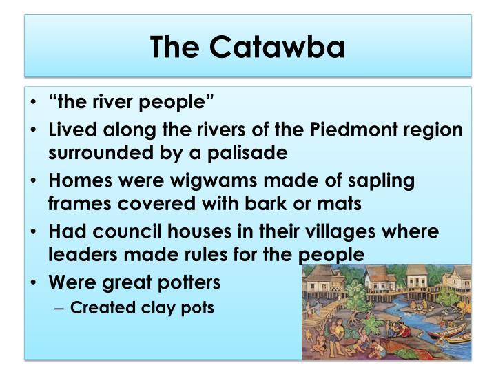 The Catawba