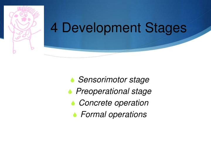 4 Development Stages