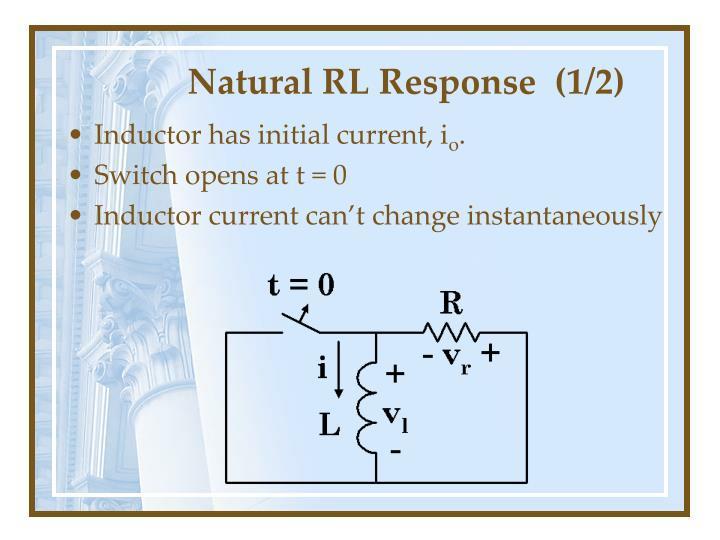Natural RL Response  (1/2)