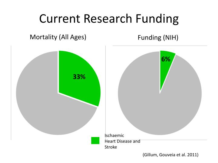 Current Research Funding