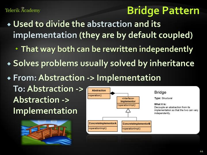 Bridge Pattern