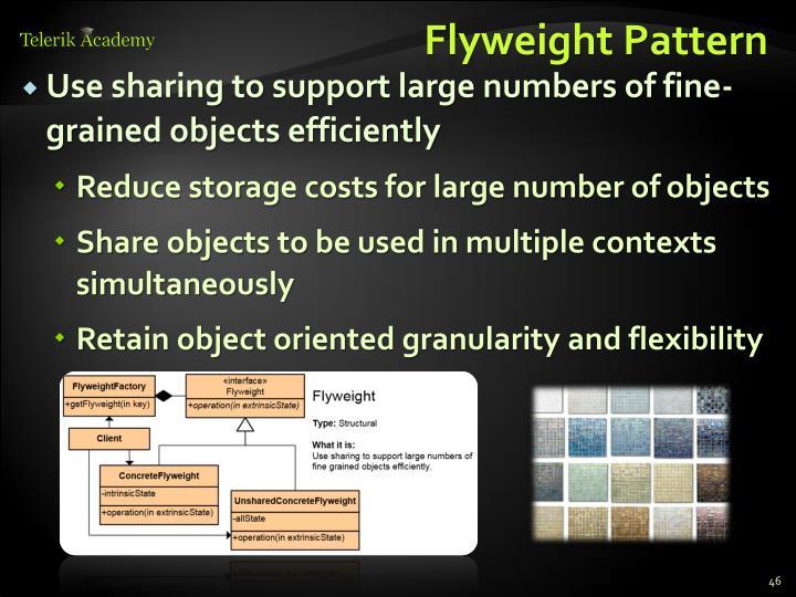 Flyweight Pattern