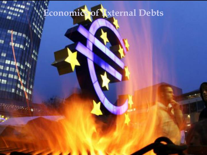 Economics of External Debts