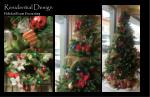 residential design holiday event decorating