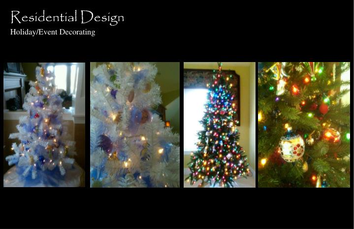 Residential design holiday event decorating2