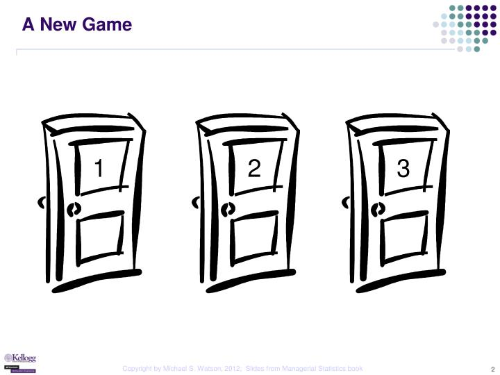 A New Game