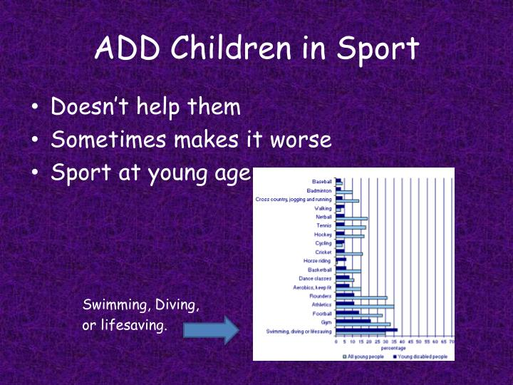 ADD Children in Sport