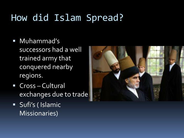 How did Islam Spread?