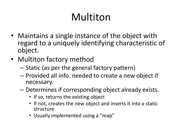 Multiton