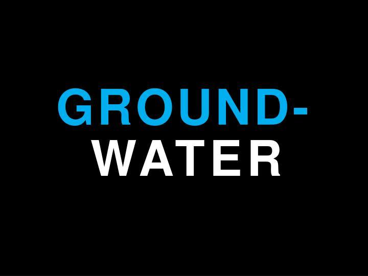 GROUND-