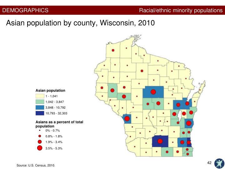 Racial/ethnic minority populations