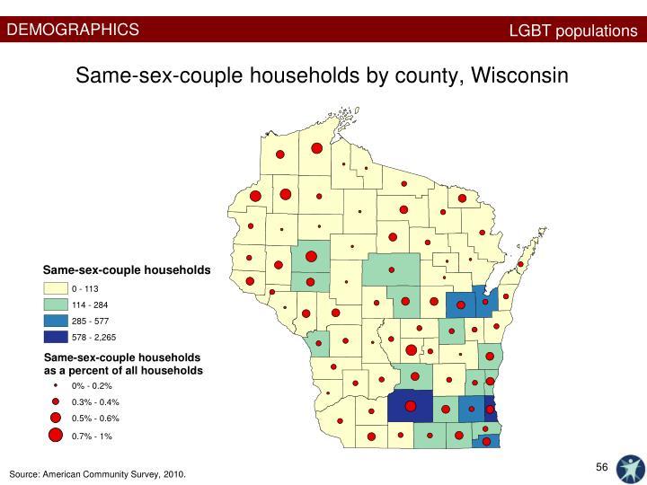 LGBT populations
