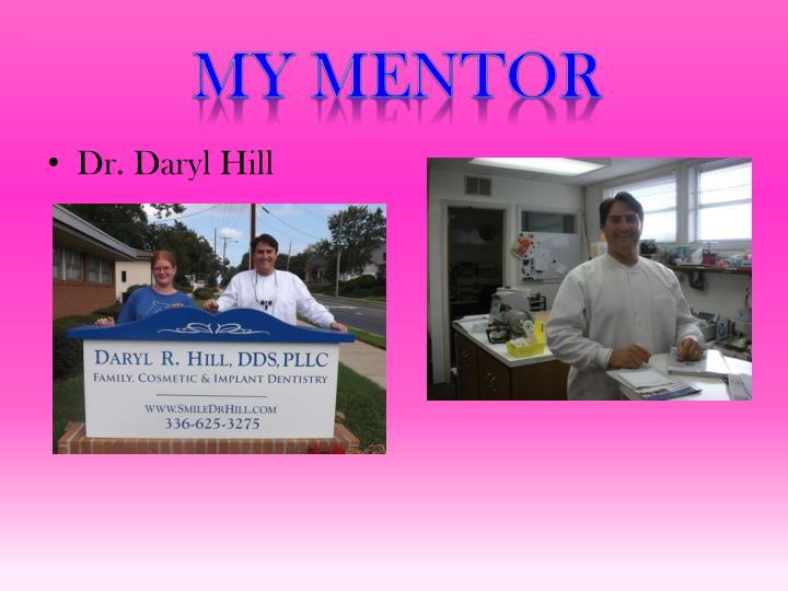 My mentor