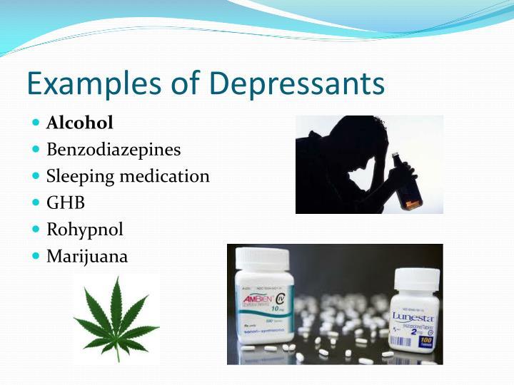 PPT - Stimulants and Depressants PowerPoint Presentation ...