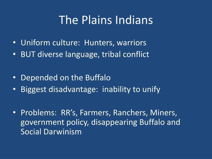 The Plains Indians
