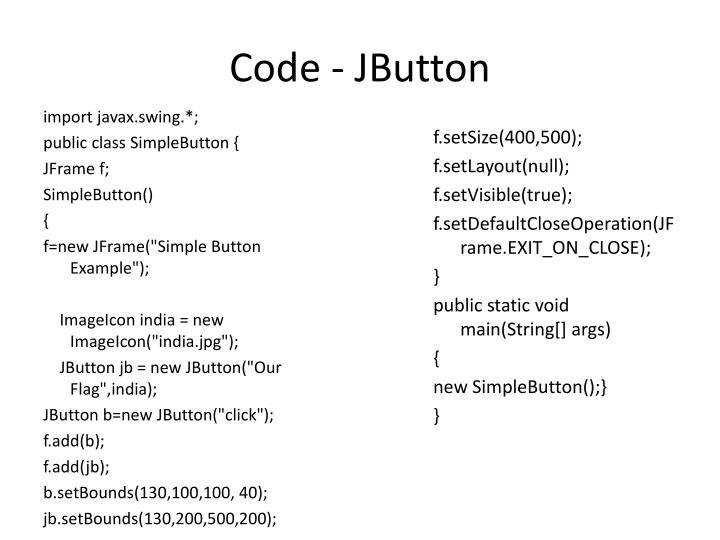 Code -