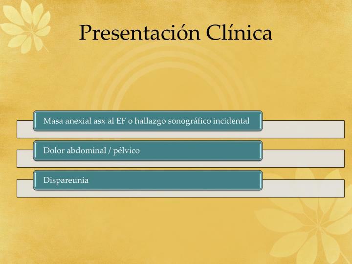 Presentación Clínica