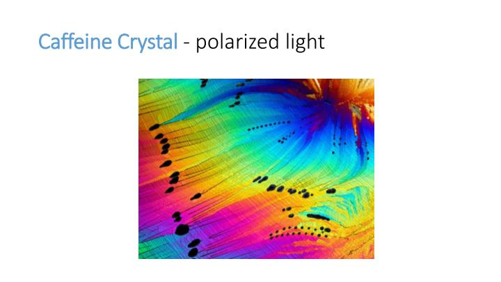 Caffeine Crystal