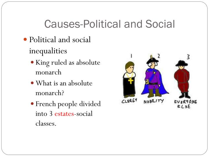 Causes-Political and Social