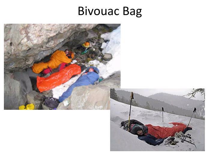 Bivouac Bag