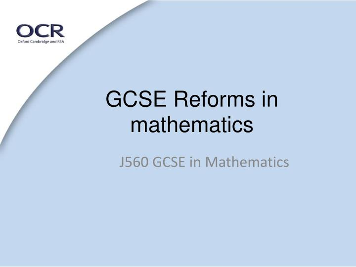 ocr gcse maths terminal papers  · your advertisement here home all news.