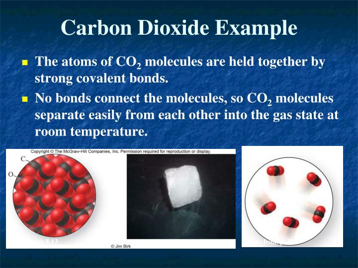 Carbon Dioxide Example