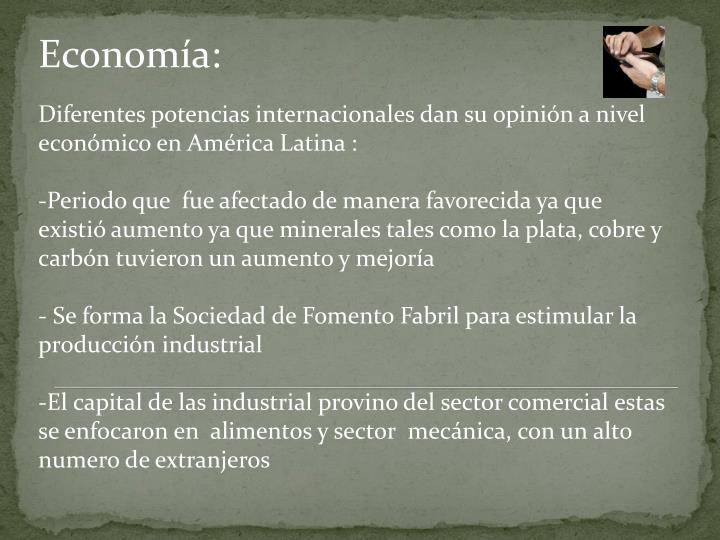 Economía: