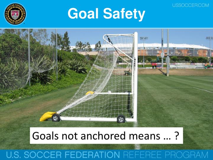Goal Safety