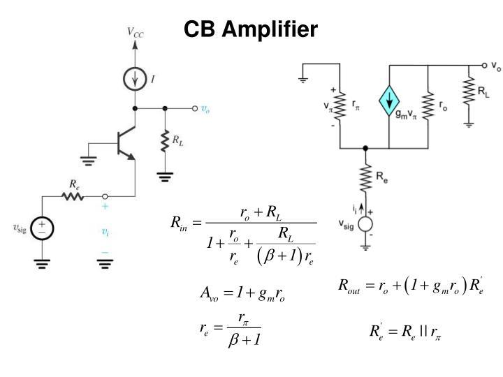 CB Amplifier