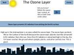 the ozone layer1