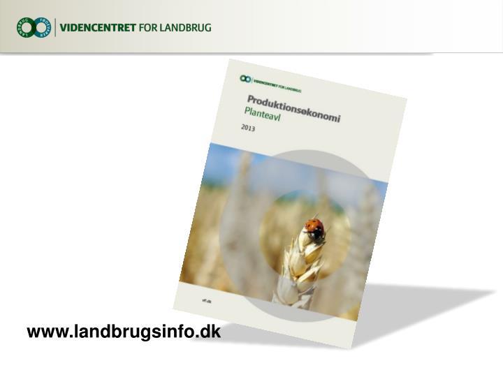 www.landbrugsinfo.dk