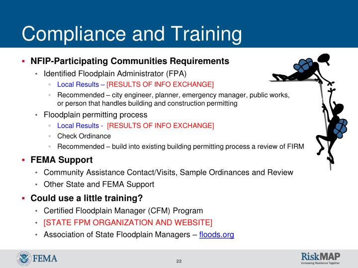 Compliance and Training