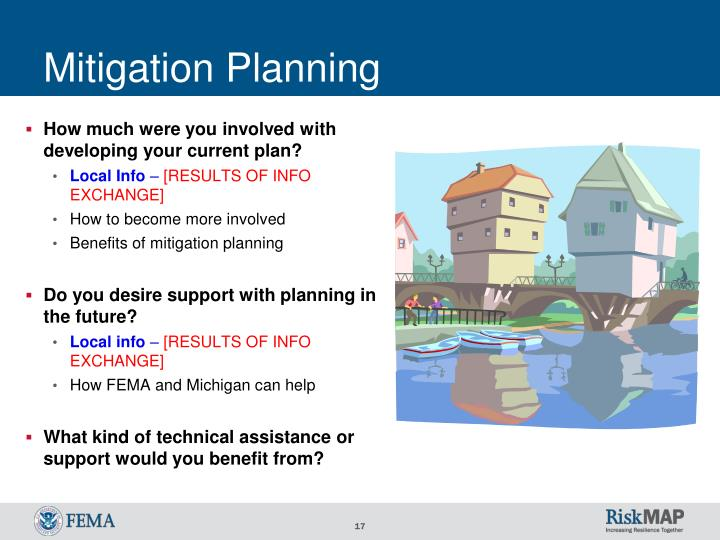 Mitigation Planning