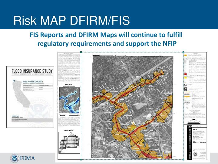 Risk MAP DFIRM