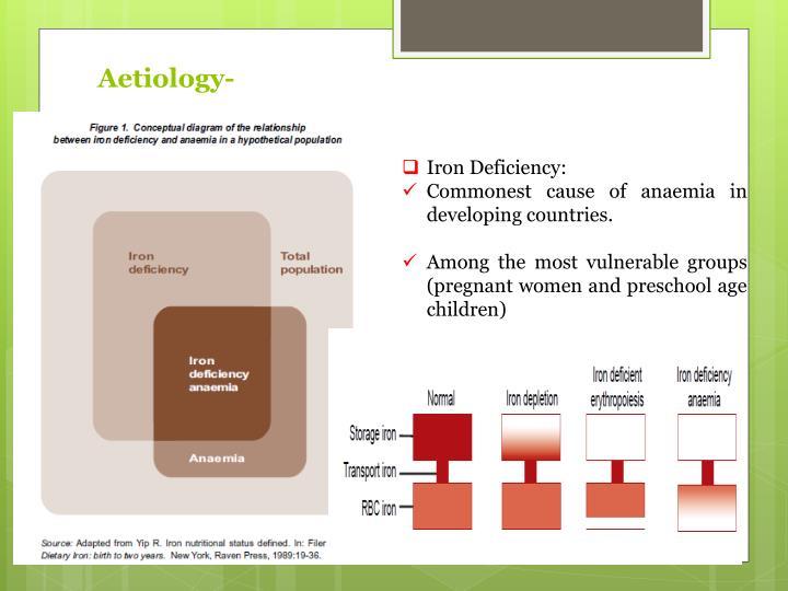 Aetiology-
