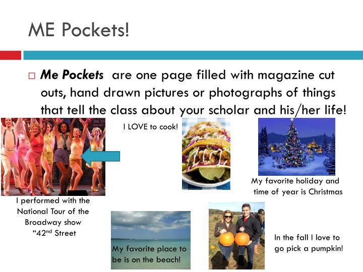 ME Pockets!
