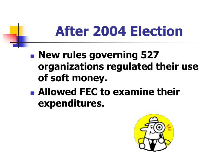 After 2004 Election