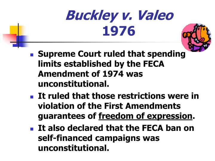 Buckley v. Valeo