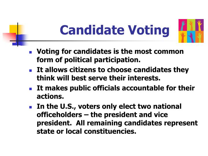 Candidate Voting