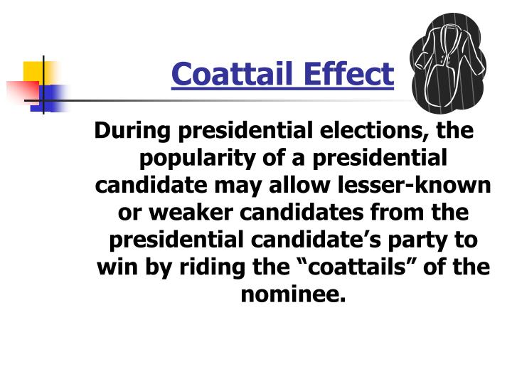 Coattail Effect