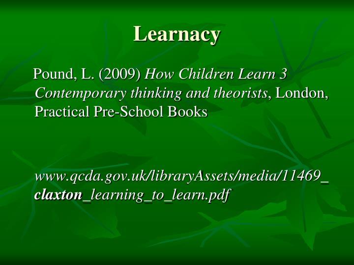 Learnacy
