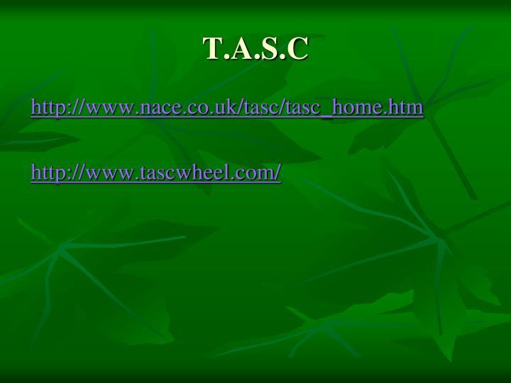 T.A.S.C