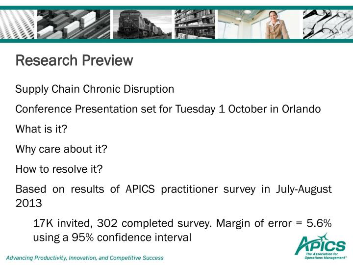 Research Preview